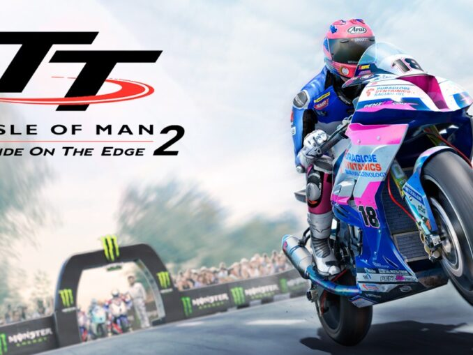 Release - TT Isle of Man Ride on the Edge 2