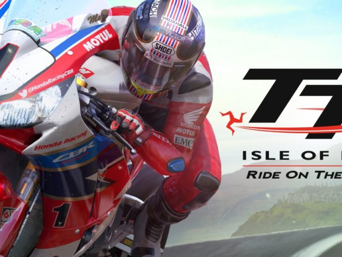 Release - TT Isle of Man – Ride on the Edge