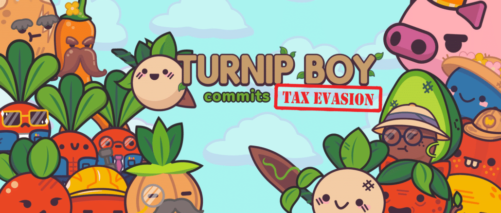 Turnip Boy Commits Tax Evasion komt in 2021