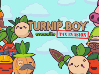 Turnip Boy Commits Tax Evasion coming in 2021