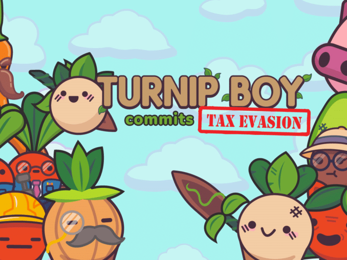 Nieuws - Turnip Boy Commits Tax Evasion komt in 2021