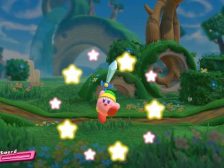Twee nieuwe commercials Kirby Star Allies