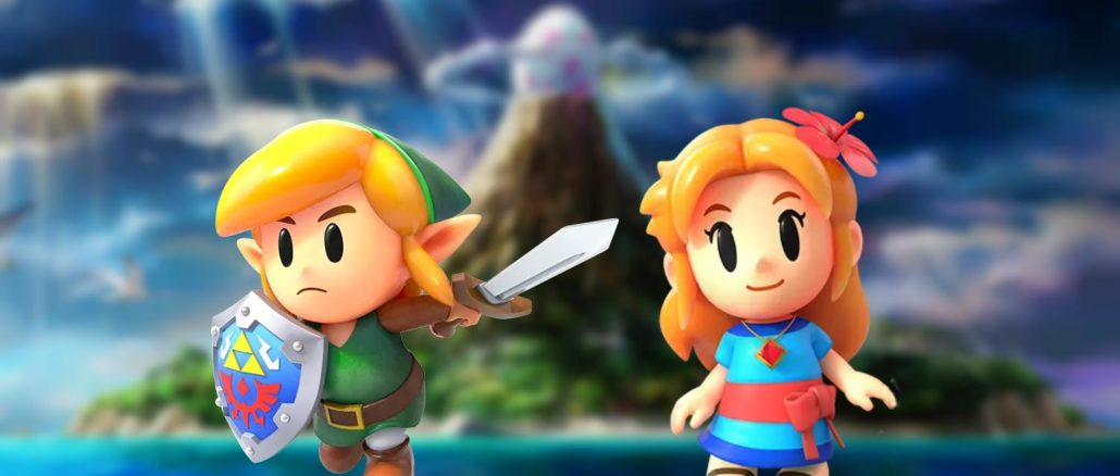 Two accolades trailers for Zelda: Link's Awakening
