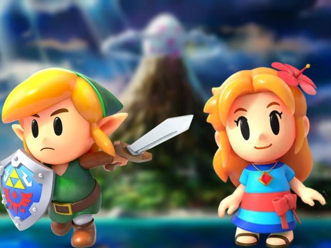 Nieuws - Twee accolades trailers for Zelda: Link's Awakening