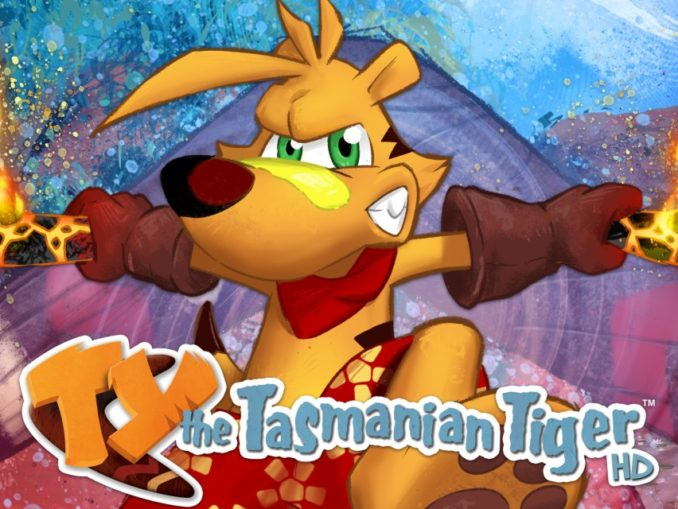 Release - TY the Tasmanian Tiger HD
