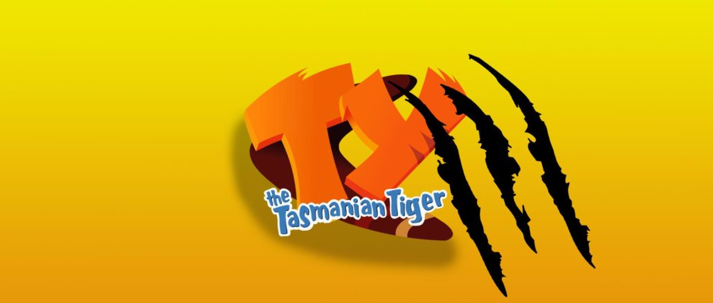 TY The Tasmanian Tiger is succesvol gefinancierd via Kickstarter