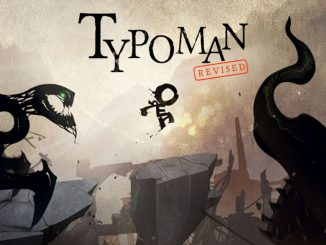 Typoman coming February22nd