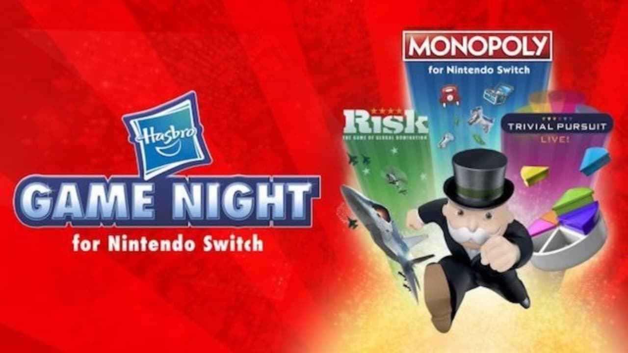 Ubisoft announces Risk, Trivial Pursuit Live! And Hasbro Game Night