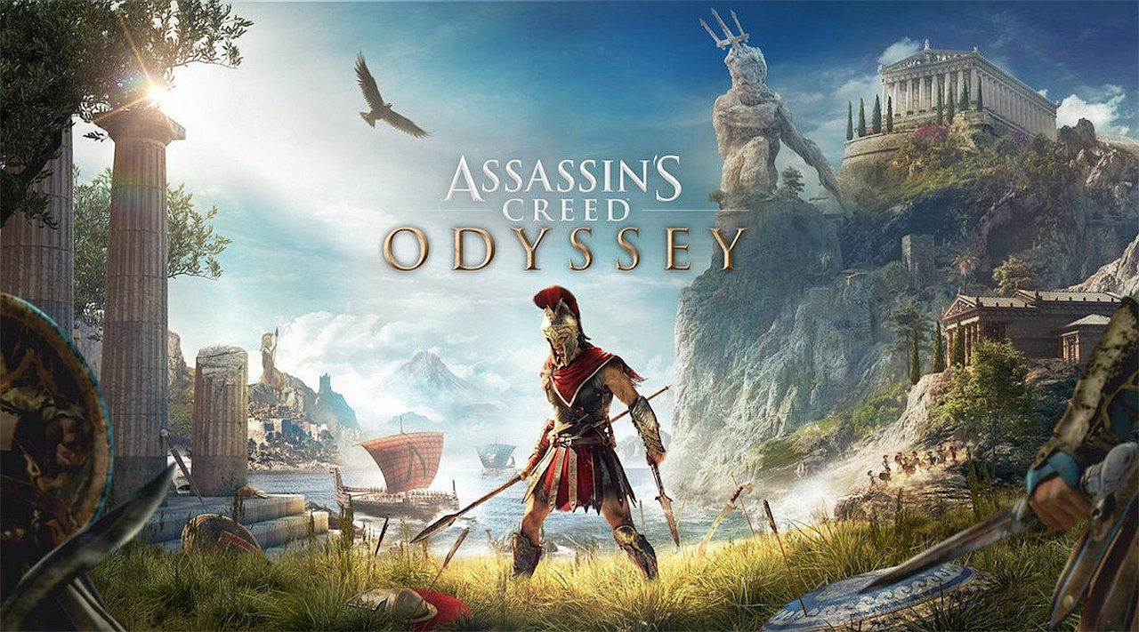 Ubisoft confirms Assassin's Creed Odyssey easter egg