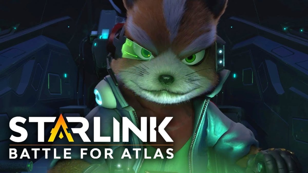 Ubisoft: Entire Starlink campaign for Fox McCloud