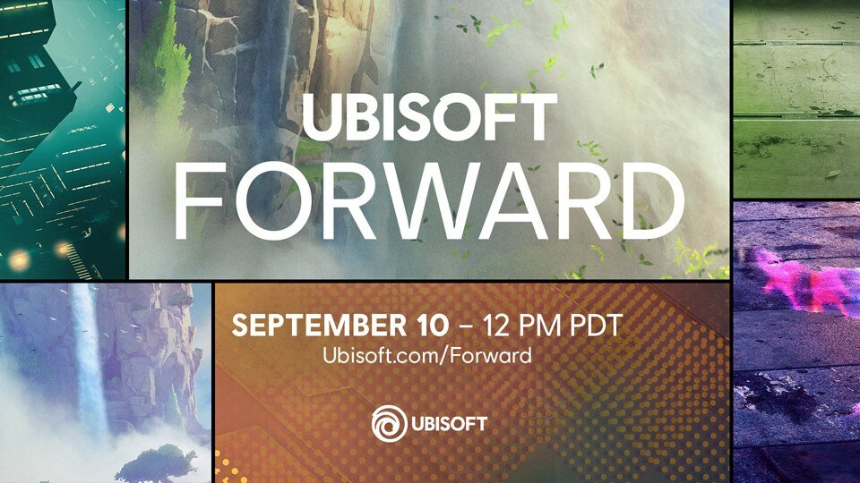 Ubisoft Forward Presentation – September 10th – Features Immortals: Fenyx Rising and more