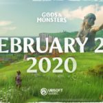 Ubisoft: Gods And Monsters coming 25th February 2020