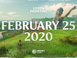 Gods & Monsters – Launches February 27th in Japan