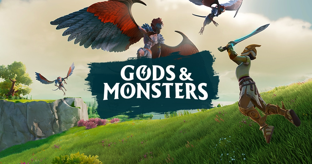 Ubisoft: Gods And Monsters komt 25 Februari 2020