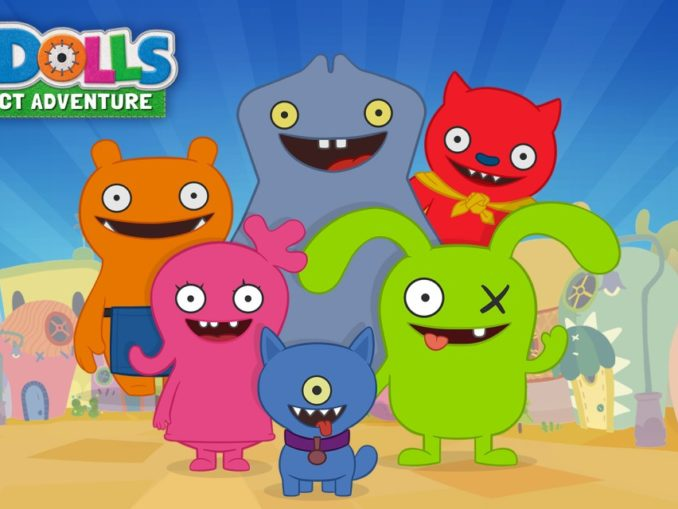 Release - UglyDolls: An Imperfect Adventure