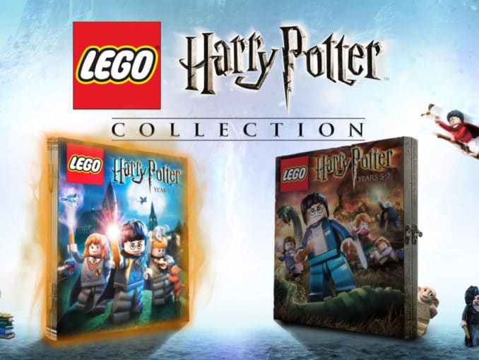 Geruchten - [FEIT] UK Retailer vermeld LEGO Harry Potter Collection