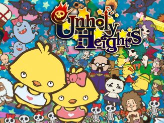Release - Unholy Heights