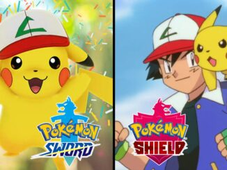 Unova Cap Pikachu voor Pokemon Sword en Shield