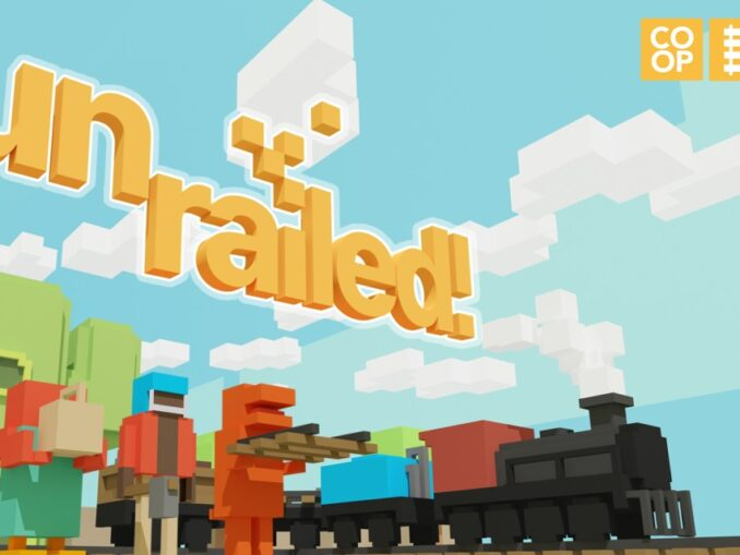 Release - Unrailed!