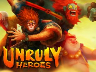 Release - Unruly Heroes