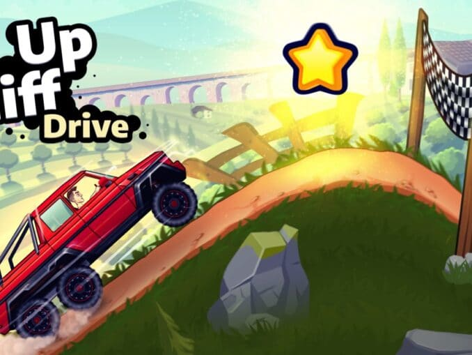 Release - Up Cliff Drive