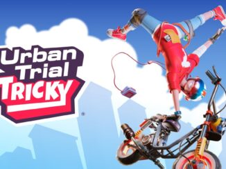 Release - Urban Trial Tricky