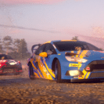 V-Rally 4 gameplay look
