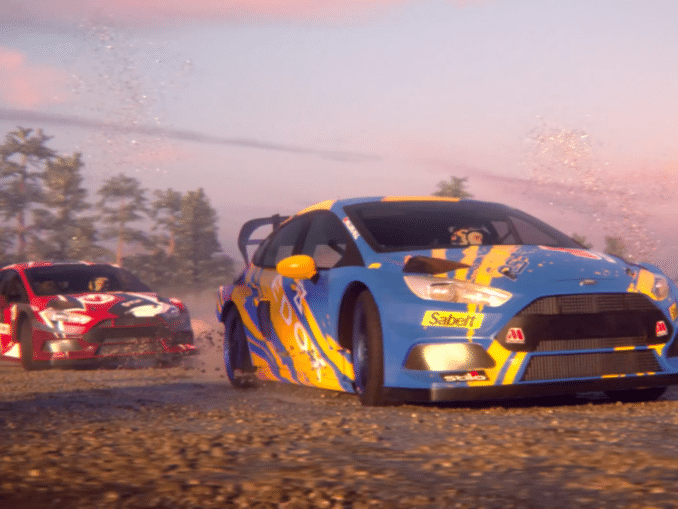 Nieuws - V-Rally 4 gameplay