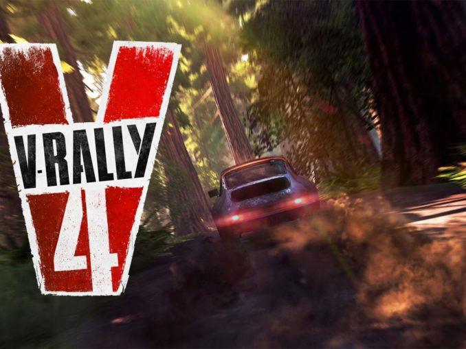 News - V-Rally 4 – Rally Mode gepresenteerd
