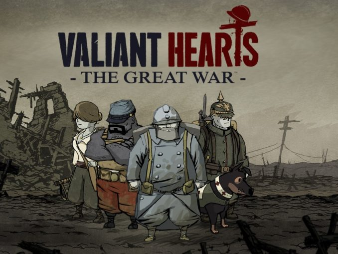 Release - Valiant Hearts: The Great War®
