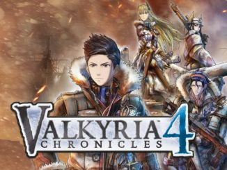 Release - Valkyria Chronicles 4
