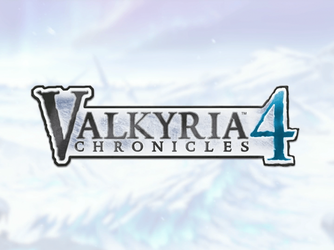 Nieuws - Valkyria Chronicles 4 releasing October 16th