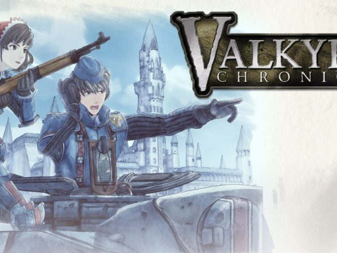 Release - Valkyria Chronicles