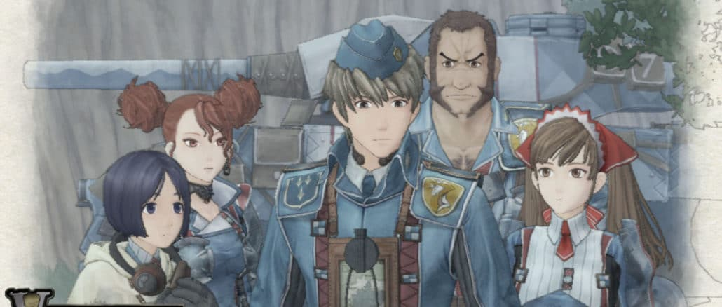 Valkyria Chronicles LaunchTrailer