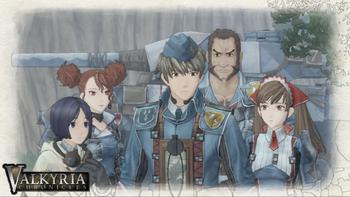 Nieuws - Valkyria Chronicles Launch Trailer