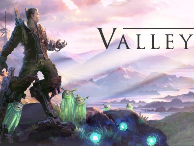 Release - Valley
