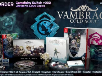 Vambrace: Cold Soul – Physical Edition announced