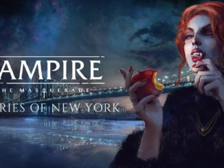 Release - Vampire: The Masquerade – Coteries of New York