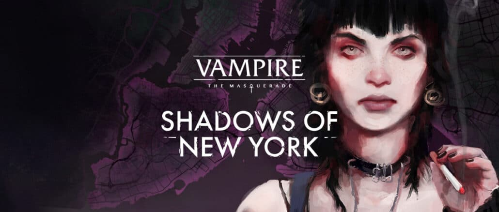 Vampire: The Masquerade – Shadows of New York trailer