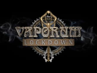 Vaporum: Lockdown komt in 2020