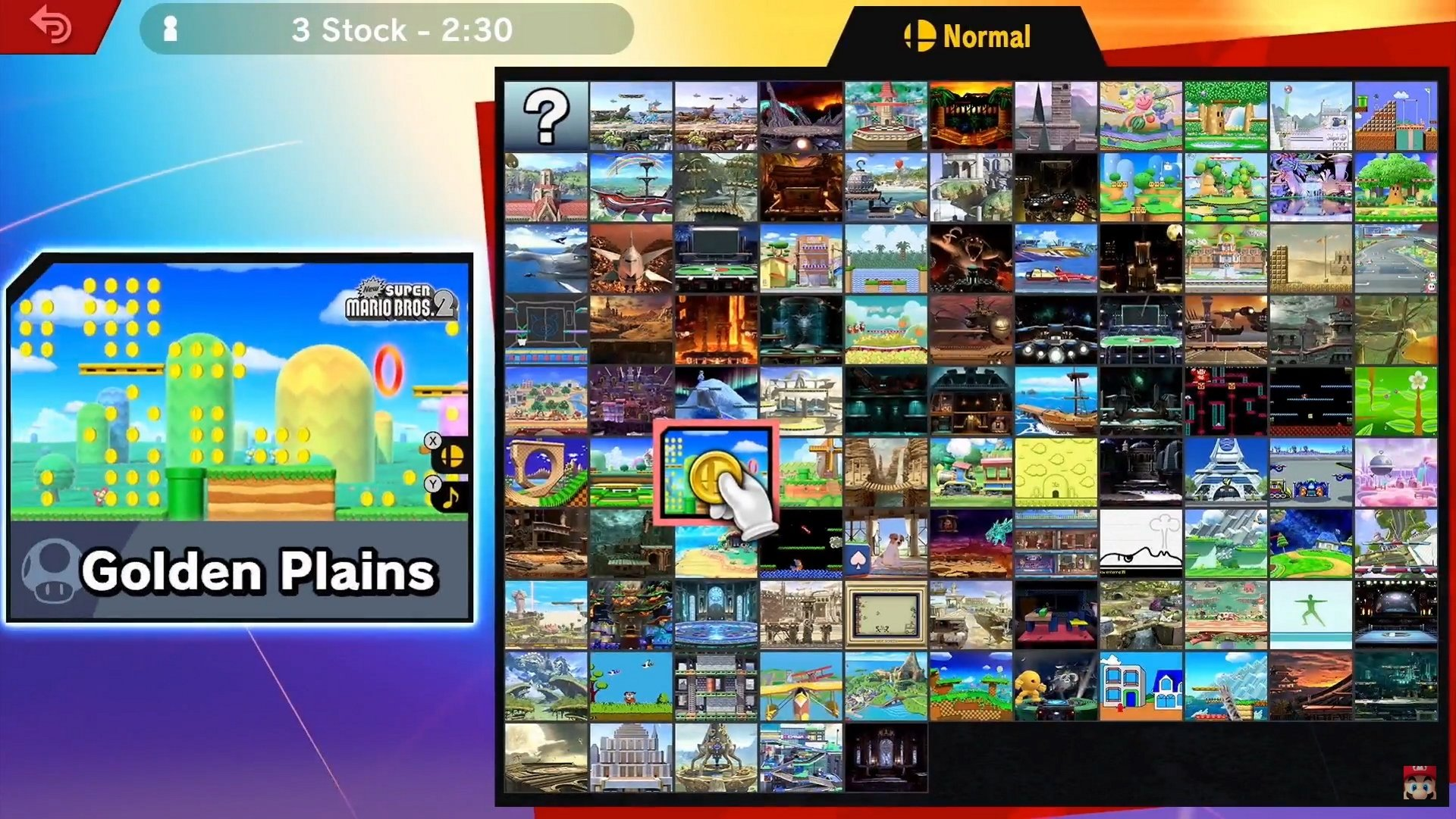 Many new stages Super Smash Bros. Ultimate announced