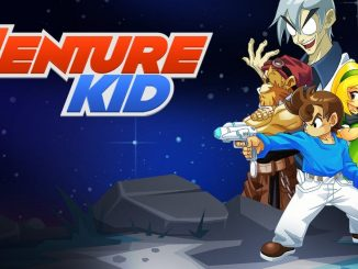 News - Venture Kid is een console exclusive!