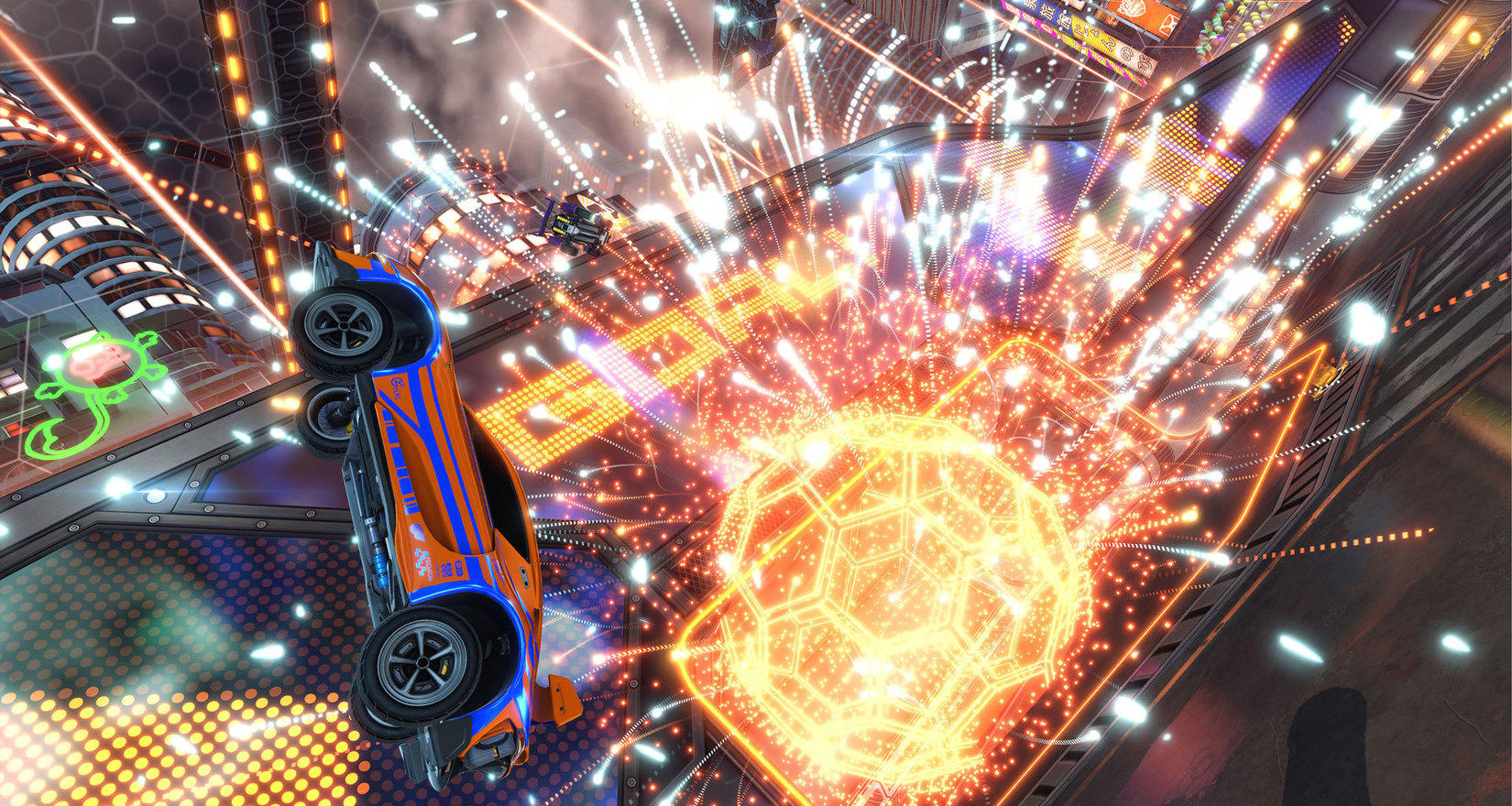Verbeteringen Rocket League pas in 2019