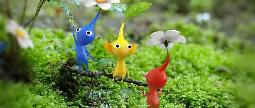 VG Tech: Pikmin 3 Deluxe demo runs at draait op 720p / 30fps in dock