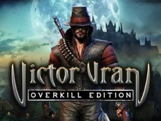 Release - Victor Vran Overkill Edition