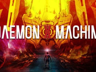 Daemon X Machina demo footage
