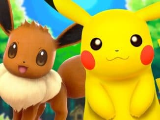 Videos compare Pokémon: Let's Go, Pikachu! & Eevee! with earlier titles