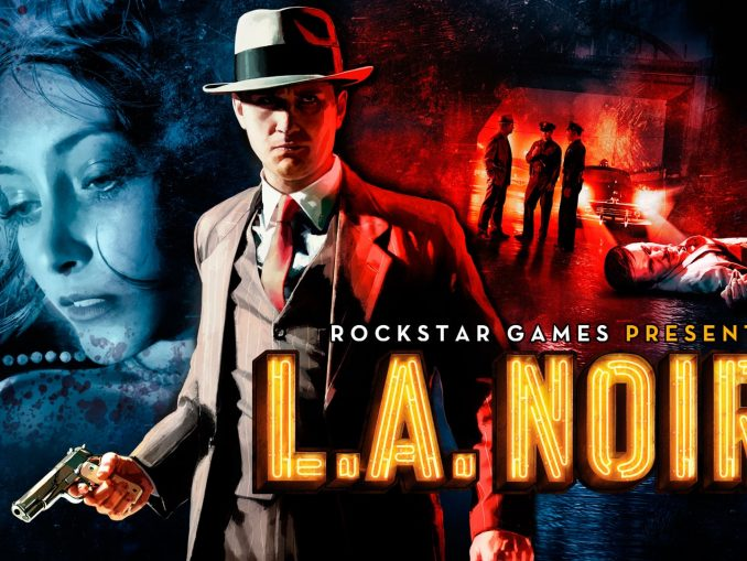 News - Video compares LA Noire