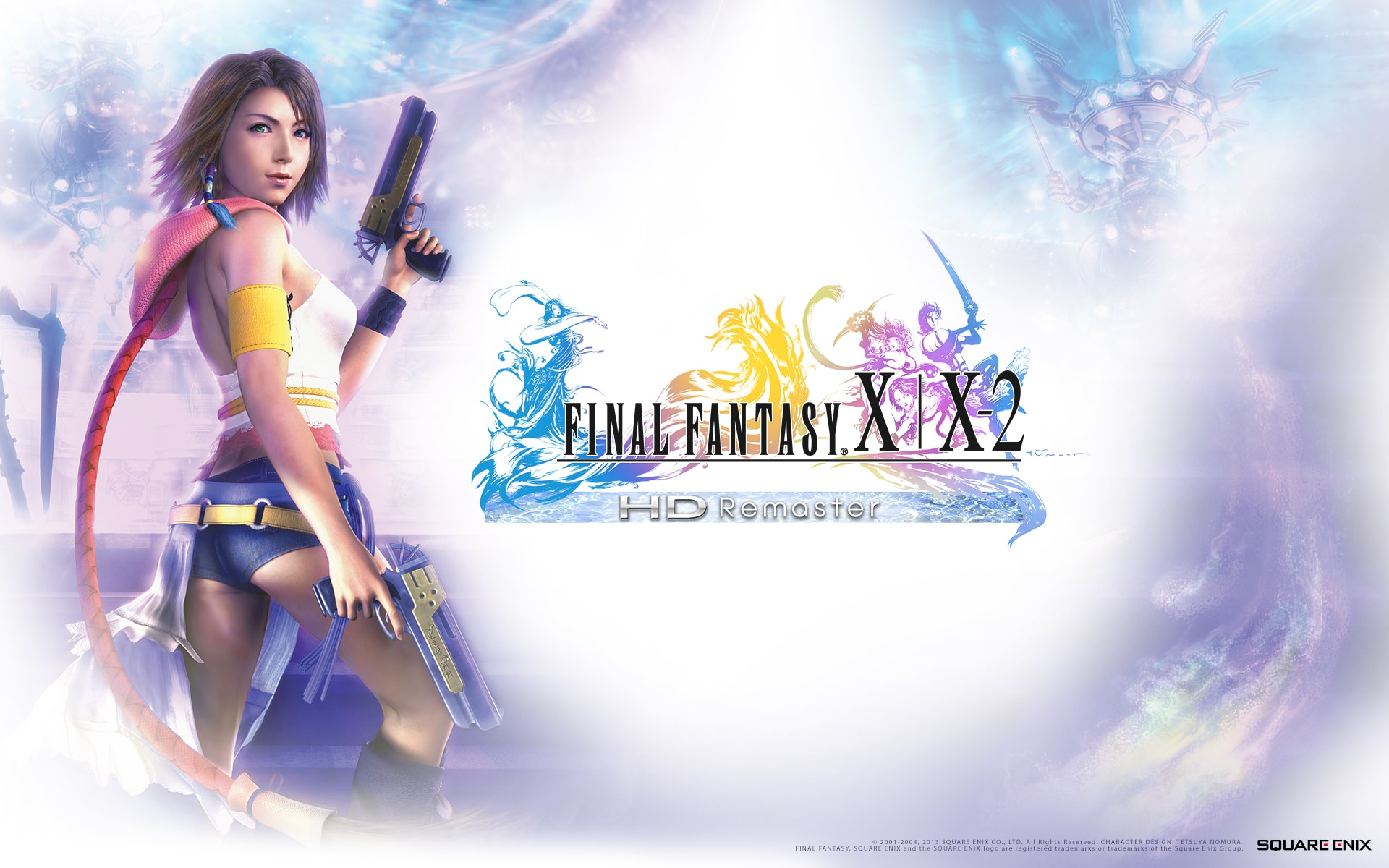 Virtuos – port Final Fantasy X | X-2 HD Remaster en Final Fantasy XII