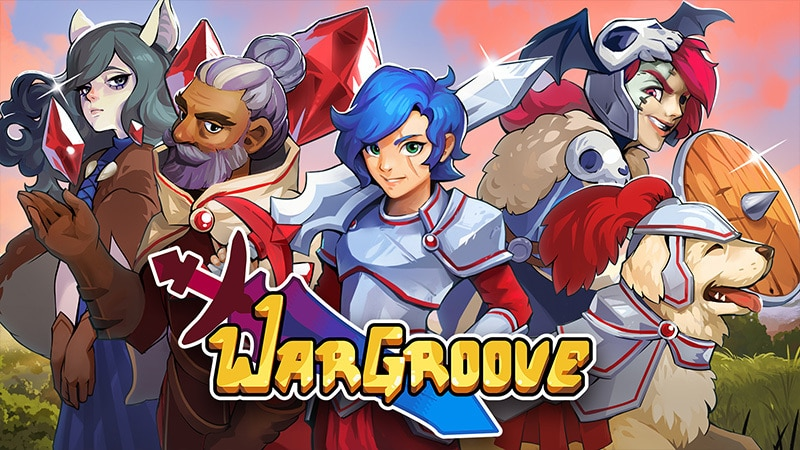 Command an army on the battlefields in Wargroove
